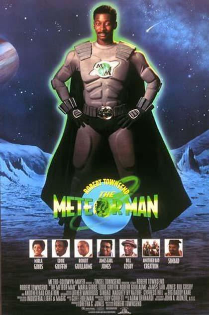 Locandina italiana Meteor Man