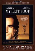 Locandina Il mio piede sinistro