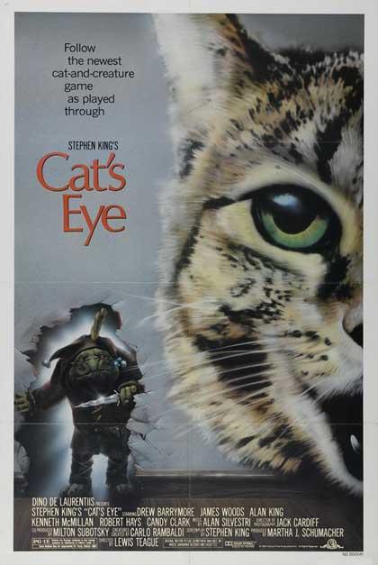 L'occhio del gatto (1985)
