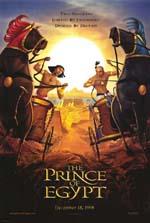 Locandina Il principe d'Egitto