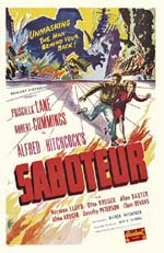 Locandina Sabotatori (Danger)