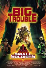 Locandina Small Soldiers
