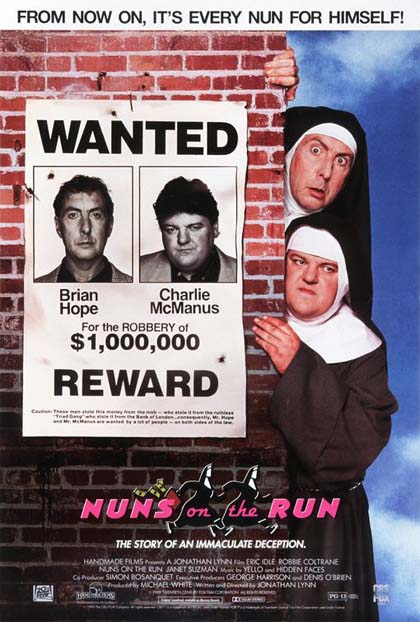 Suore in Fuga (1990)