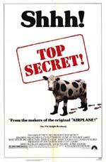 Locandina Top Secret!