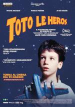 Locandina Toto le héros - Un eroe di fine millennio