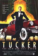 Locandina Tucker - Un uomo e il suo sogno