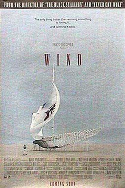 Locandina Wind - Più forte del vento