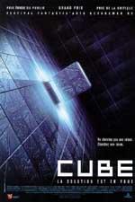 Locandina Cube - Il cubo