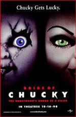 Locandina La sposa di Chucky