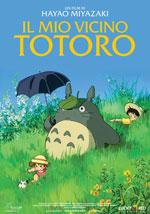 Locandina Il mio vicino Totoro