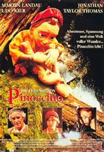 Locandina Le straordinarie avventure di Pinocchio