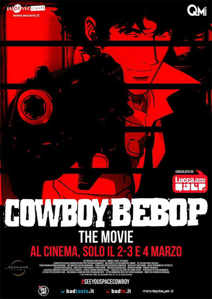 Cowboy Bebop: The Movie in streaming & download
