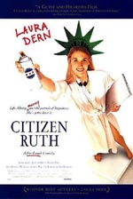 Locandina La storia di Ruth, donna americana