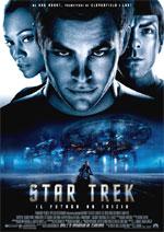Locandina Star Trek - Il futuro ha inizio