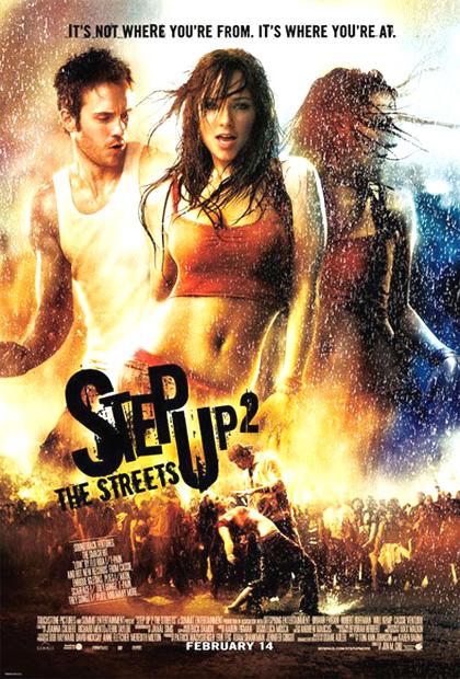 Poster Step Up 2 - La strada per il successo