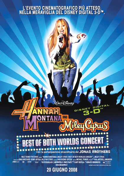 Trailer Hannah Montana/Miley Cyrus: Best of Both Worlds Concert Tour