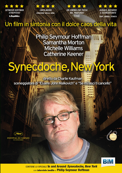 Synecdoche, New York in streaming & download