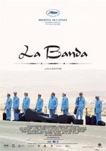 Locandina La banda