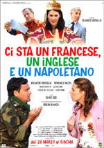 Locandina Ci sta un francese, un inglese e un napoletano