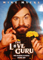 Locandina The Love Guru