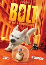 Locandina Bolt - Un eroe a quattro zampe