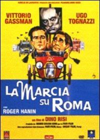 Locandina La marcia su Roma