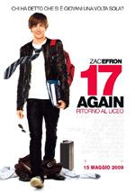 Locandina 17 Again - Ritorno al liceo