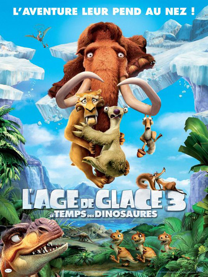 L'era glaciale 3 – L'alba dei dinosauri