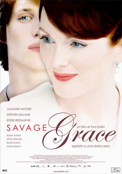 Locandina Savage Grace