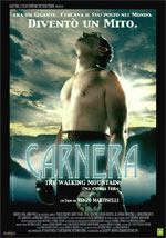 Locandina Carnera - The Walking Mountain