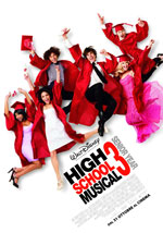 Locandina italiana High School Musical 3: Senior Year