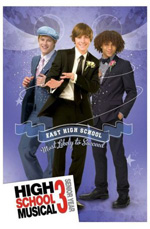 Poster High School Musical 3: Senior Year  n. 15