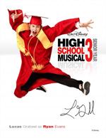 Poster High School Musical 3: Senior Year  n. 16