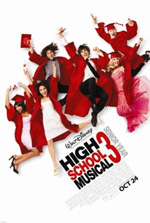 Poster High School Musical 3: Senior Year  n. 22