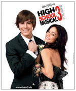 Poster High School Musical 3: Senior Year  n. 23
