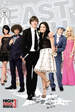 Poster High School Musical 3: Senior Year  n. 4