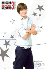 Poster High School Musical 3: Senior Year  n. 6