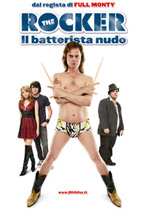 Locandina The Rocker - Il batterista nudo