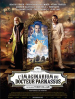 Poster Parnassus - L'uomo che voleva ingannare il diavolo  n. 14
