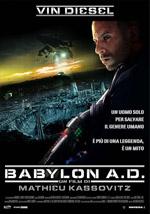 Locandina Babylon A.D.