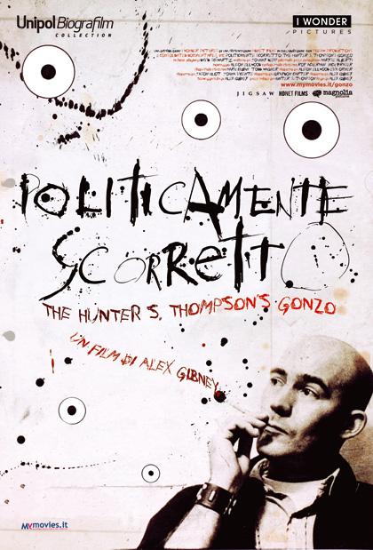 Politicamente Scorretto - The Hunter S. Thompson's Gonzo