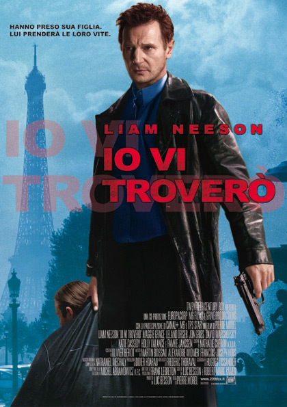Guarda gratis Io vi troverò in streaming italiano HD