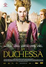 Locandina La duchessa