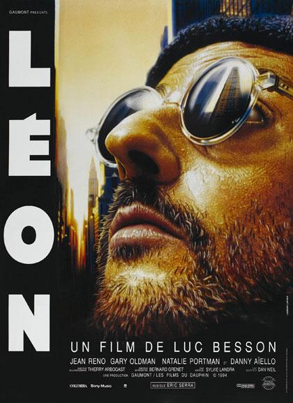 Locandina Léon
