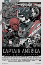 Poster Captain America: Il primo vendicatore  n. 11