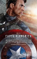 Poster Captain America: Il primo vendicatore  n. 3