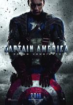 Poster Captain America: Il primo vendicatore  n. 4