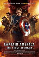 Poster Captain America: Il primo vendicatore  n. 5