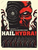 Poster Captain America: Il primo vendicatore  n. 7