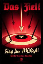 Poster Captain America: Il primo vendicatore  n. 9